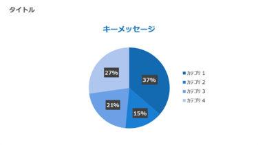 円グラフ / 00190